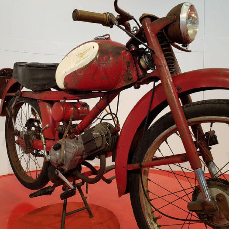 Moto Guzzi - Cardellino - 73 cc von 1958