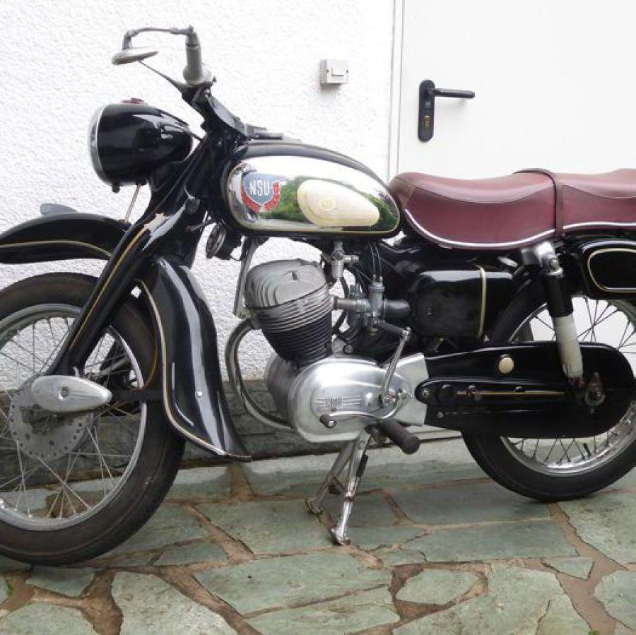 NSU - Maxi - 175 cc - Baujahr 1957